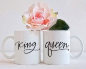 """Чаши за двойки"""" King and Queen"""""""