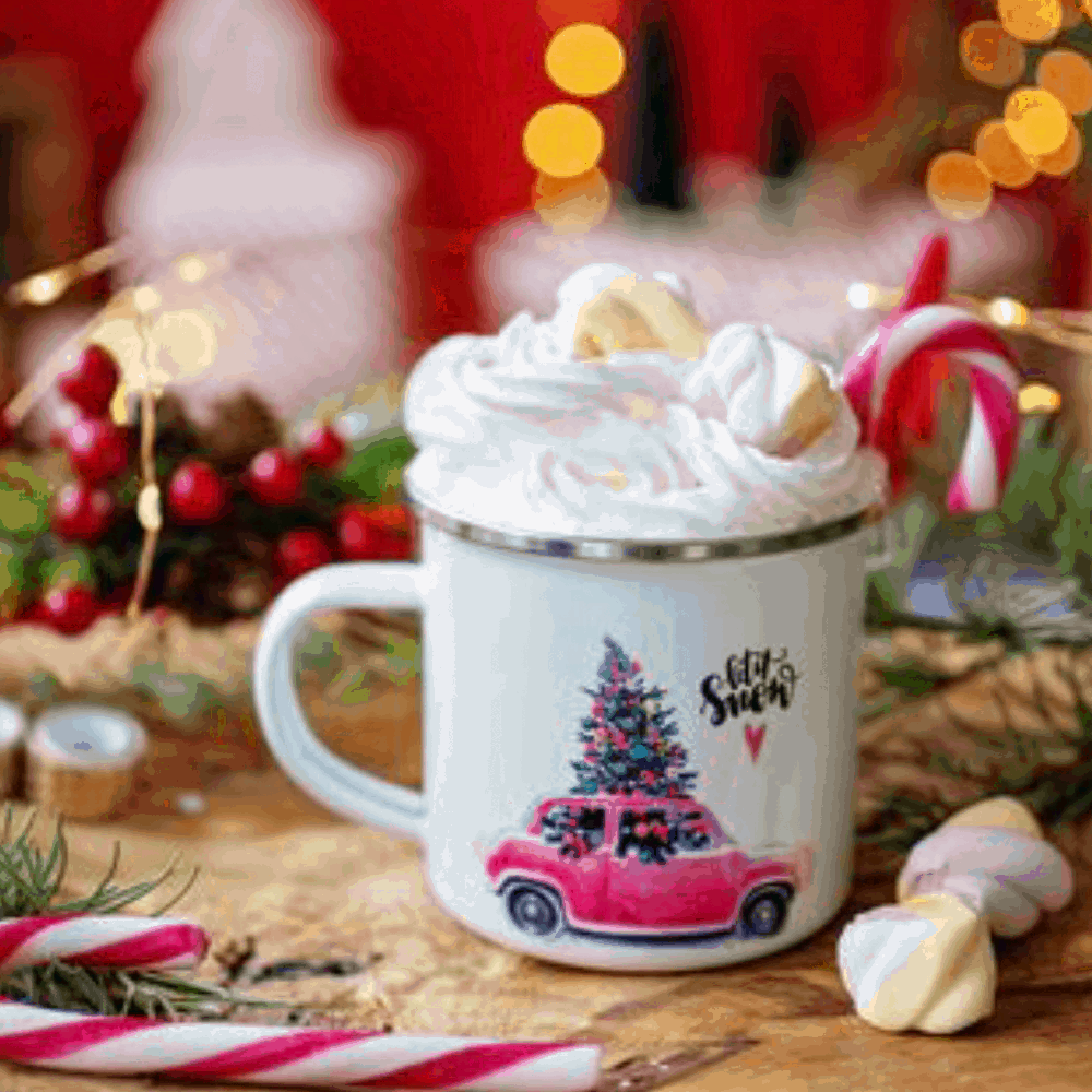 "Коледно канче ""Christmas on the corner"""