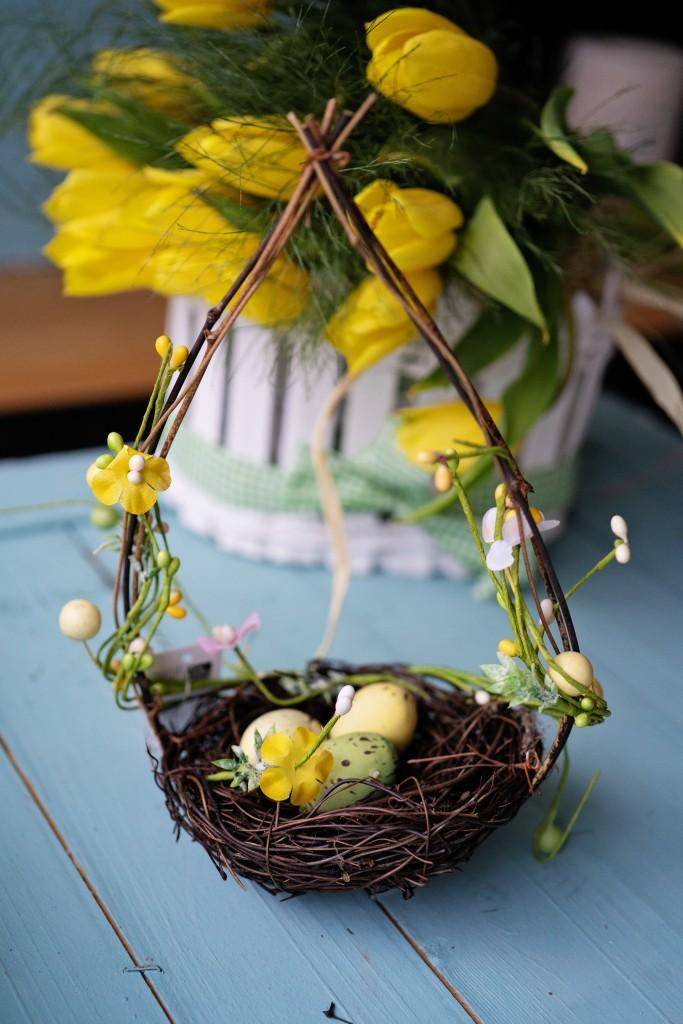 """Великденска кошница  """"Blooming spring"""""""